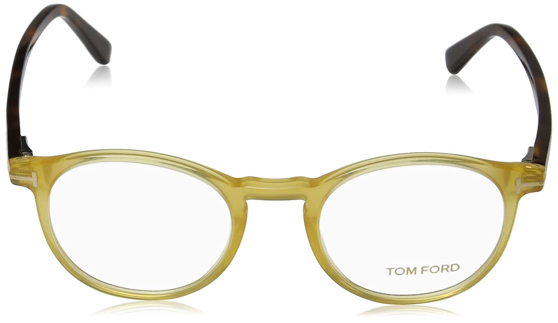 288e22519c3 Tom Ford FT5294 Glasses in Shiny Black FT5294 001 48  Amazon.co.uk  Clothing