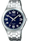 Casio Collection – Reloj Hombre Correa de Acero Inoxidable MTP-1310PD-2BVEF