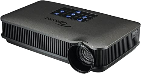 Optoma PK320 WVGA 100 Lumen DLP LED Pico Pocket Projector (Discontinued by Manufacturer)