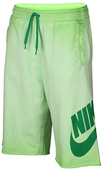 e69b7b1844 Amazon.com: Nike Big Boys' (8-20) Alumni Washed Sportswear Sweat ...