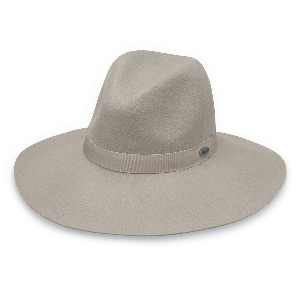 74d8410db4e Wallaroo Women s Catriona Felt Hat - UPF 50+ - Adjustable Fit (Black) at  Amazon Women s Clothing store