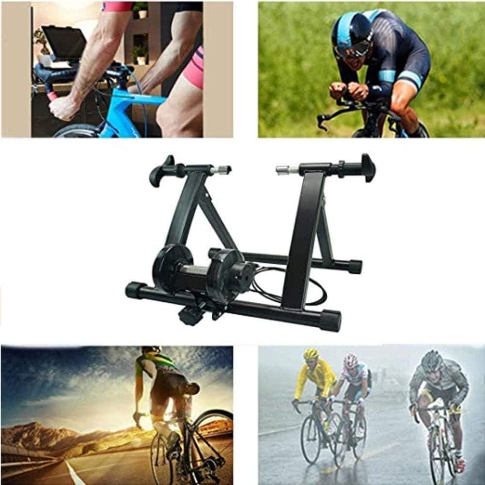 DT Rodillos para Bicicletas en Casa Magnético Resistencia para Ejercicio de Bicicleta en Interior Rodillos con Fluido para BicicletasResistencia a fluidos Cubierta de Bicicletas de Ejercicio Stand: Amazon.es: Hogar