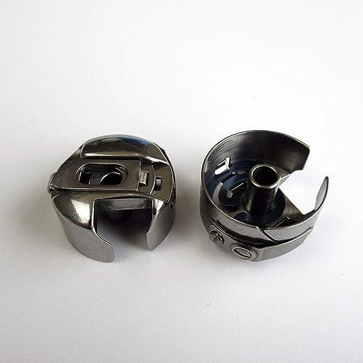 Estuche de bobina para máquinas de coser Durkopp Adler 69#069-00-578-04 (2 unidades): Amazon.es: Hogar