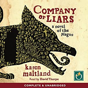 Company of Liars Audiobook