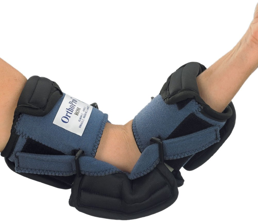 OrthoPro ROM Elbow Orthosis, Small