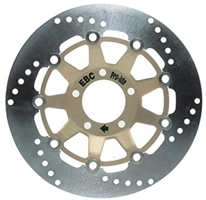Amazon.com: 82 HONDA CB650SC: EBC Stainless Steel Brake Rotor - Front (Front Left): Automotive