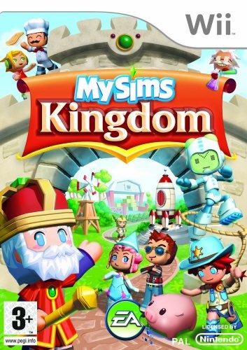 Despereaux Wii (MySims Kingdom)