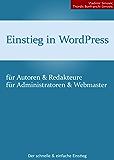 Einstieg in WordPress 4.2