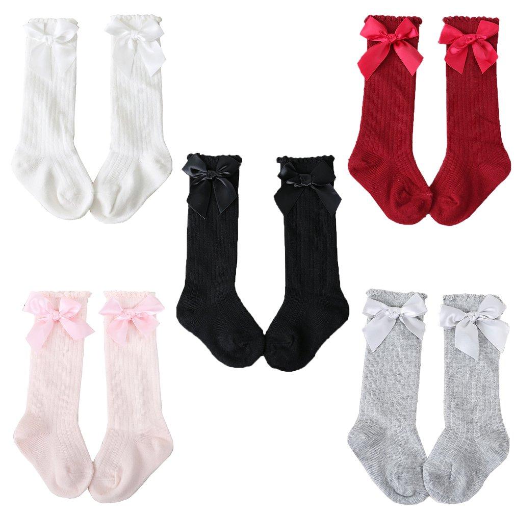 Mejor valorados en Calcetines para bebés niña & Opiniones útiles de ...
