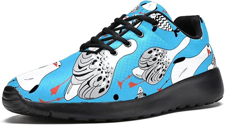 TIZORAX Running Trainers Shoes for Men