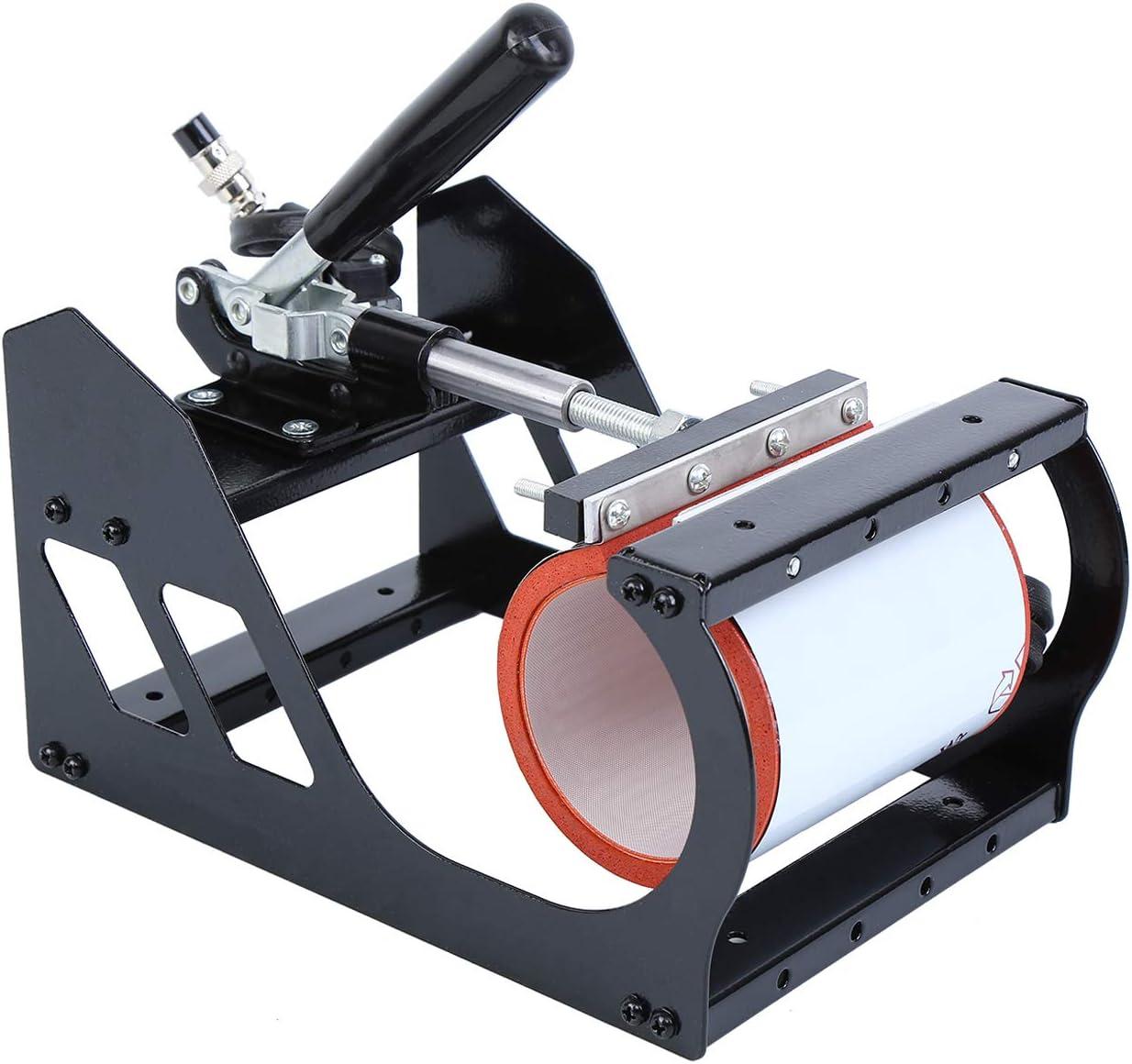 MuGuang 5 En 1 prensa de calor camisetas prensa termica para ...