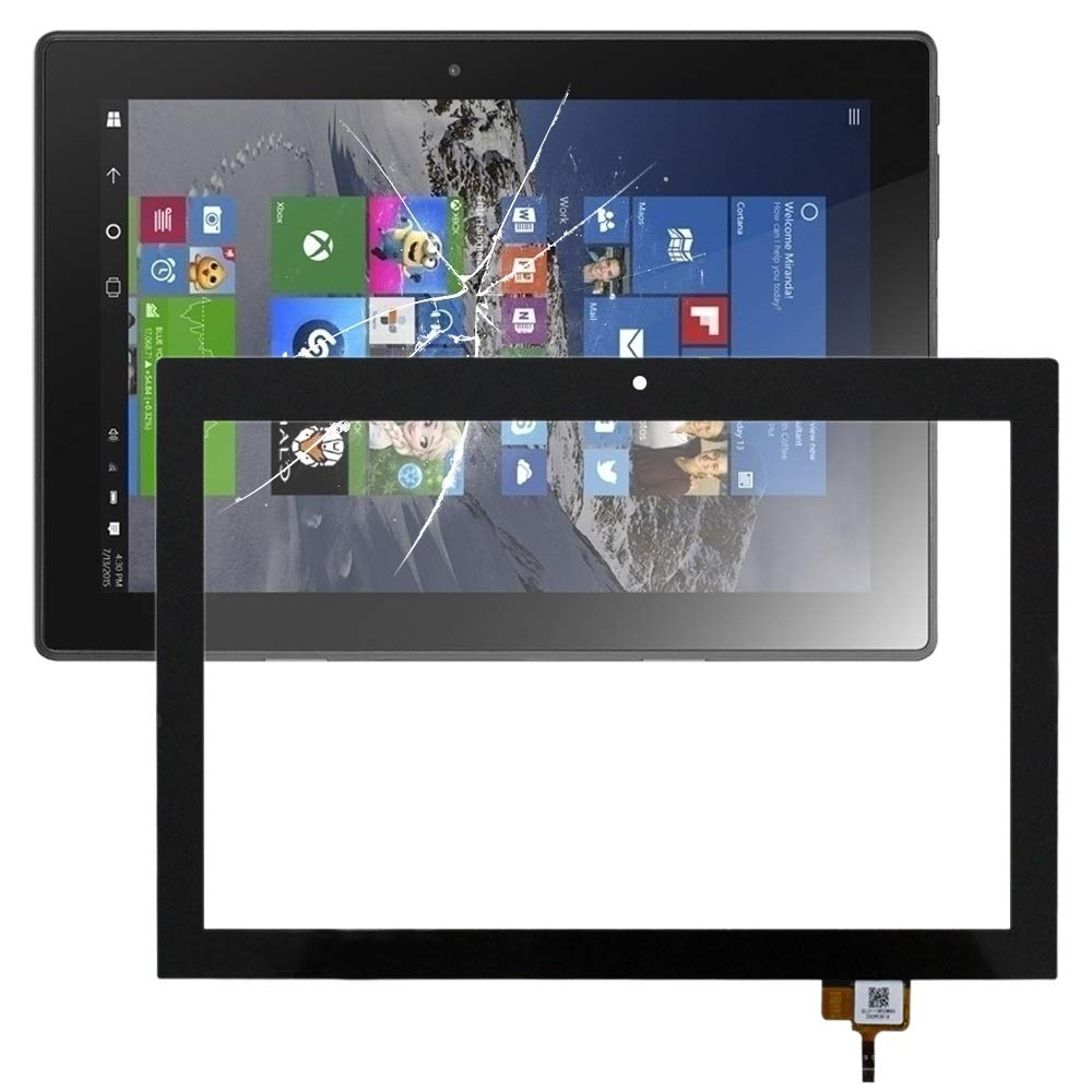 LIYE Touch Panel for Lenovo Ideapad MIIX320-10ICR(Black) (Color : Black) by LIYE