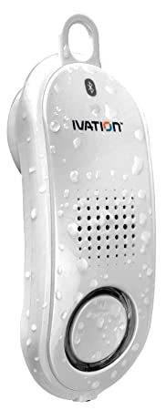 Review Ivation Talk-n-Tunes IPX7 2-in-1