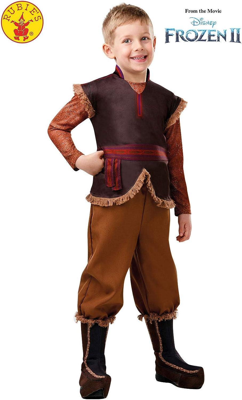 Rubies - Disfraz oficial de Disney Frozen 2, Kristoff Deluxe para ...