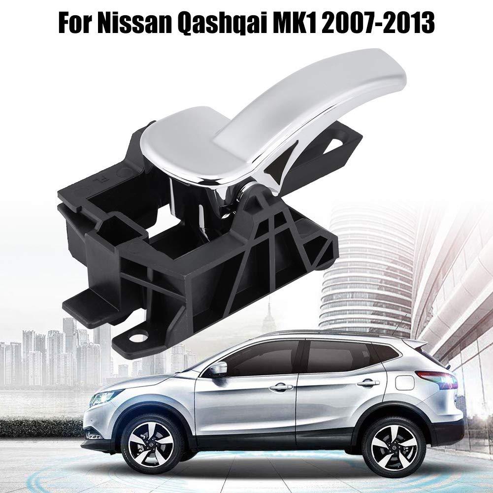 Yunnyp auto zieht links 80671jd00e auto innen innen links hinten oder vorne t/ürgriff f/ür nissan qashqai mk1 2007-2013