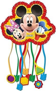 Mickey Mouse Piñata con Bandas | Disney Niños Partido | Cumpleaños ...