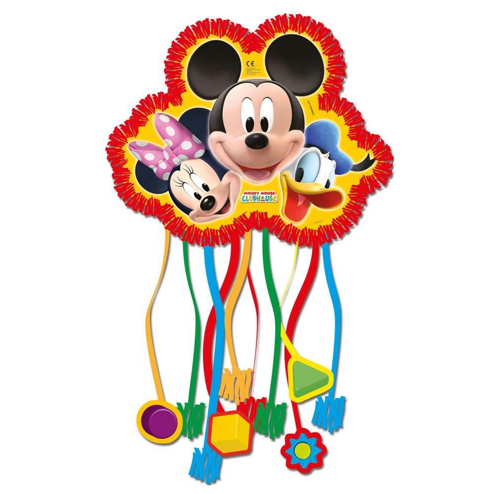 Mickey Mouse Piñata con Bandas | Disney Niños Partido ...