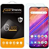 (2 Pack) Supershieldz Designed for BLU G9 Pro Tempered Glass Screen Protector, Anti Scratch, Bubble Free