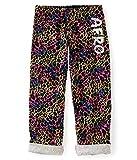 Aeropostale Womens Rainbow Animal Print Aero Pajama Lounge Pants Multicoloured M/34 - Juniors