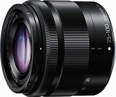Panasonic H Fs35100e K Micro Four Thirds 35 100mm Camera Photo