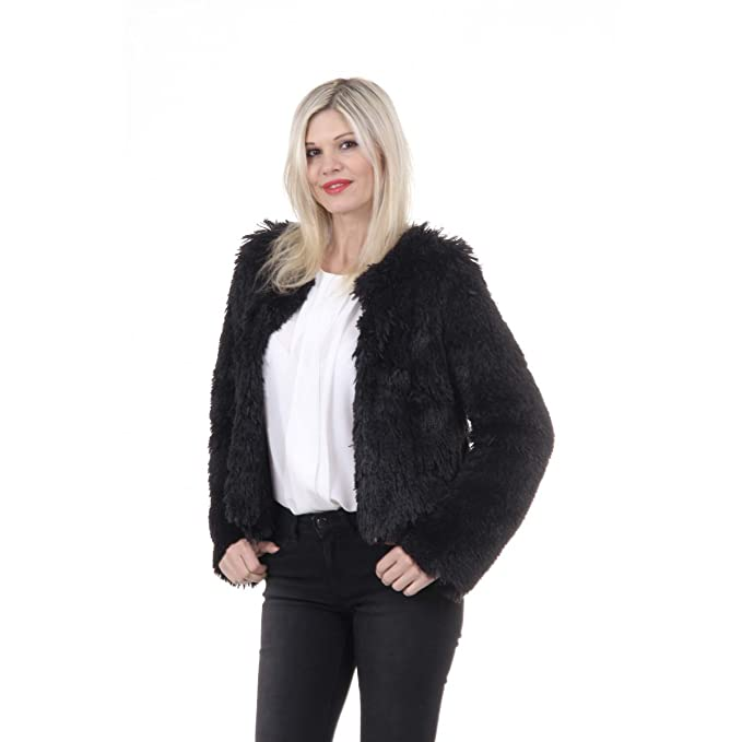 Versace 19.69 Abbigliamento Sportivo Srl Milano Italia - Chaqueta - para mujer negro XL: Amazon.es: Ropa y accesorios