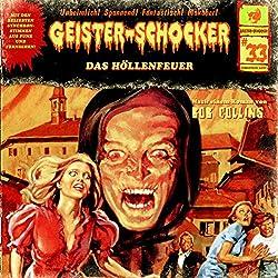Das Höllenfeuer (Geister-Schocker 33)