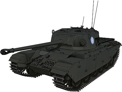 Girls und Panzer the Movie 1//35?Cruiser Tank A41 Centurion Model Kit GP-39