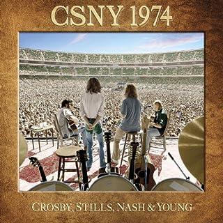 CSNY 1974 (Pure Audio Blu-Ray/DVD by Stills, Nash & Young Crosby (B00KMEN7UE) | Amazon Products
