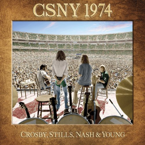 CSNY 1974 (3 CD + DVD) - Pet Essential Cd