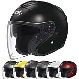 Shoei J-CRUISE Modular Motorcycle Helmet Anthracite Medium M 0130-0117-05