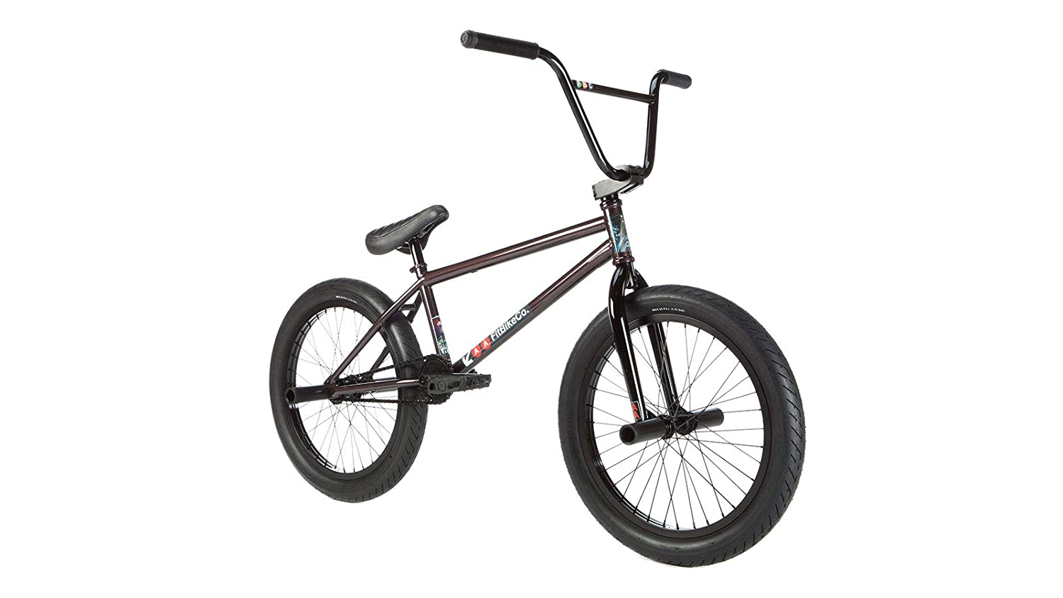 Fitbikeco 2019 Augie 20インチ Fc サンセット パープル   B07JJLY523