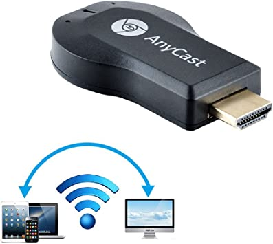 Aventus Amazon Fire HD 10 10 HDMI Dongle Wifi Display Adapter receptor de TV Stick Soporte Miracast Airplay DLNA airmir roring: Amazon.es: Electrónica