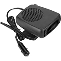 Car Fan Heater, 12v Car Fan Defroster with Heating and Cooling Function, Auto Electric Windshield Defroster for Snow…
