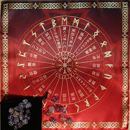 Tablecloth runic predictive Amethyst Wonderworld product image