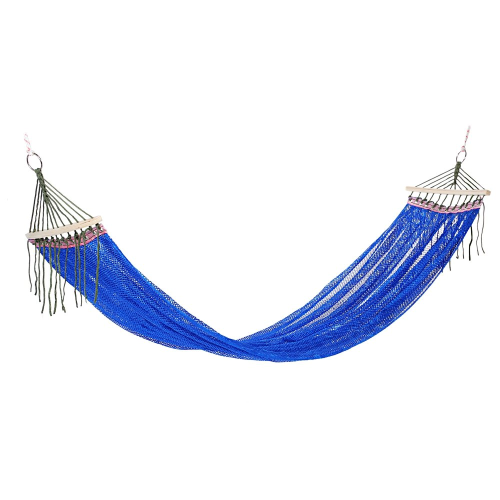 CN-Culturegg Ultralight Portable Ice Silk Anti-Rollover Leisure Hammock for Camping Backpacking