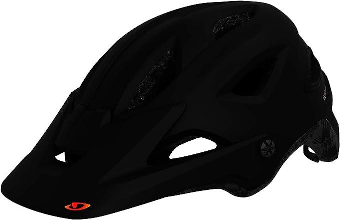 Giro Montaro MIPS All Mountain Casque de v/élo Noir//Rouge 2020