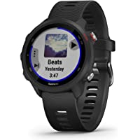 Garmin Forerunner 245, GPS Running Smartwatch, Featuring Music, Advanced Dynamics, Wrist-Based Heart Rate and Garmin Pay…