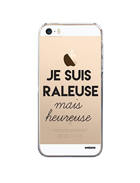 coque iphone 5 raleuse
