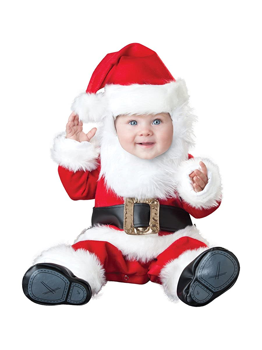 Amazon.com: InCharacter Costumes Baby\'s Santa Baby Costume: Clothing