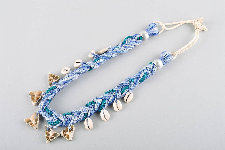 Handmade Textile Necklace Beautiful Jewellery Ideas Artisan Jewelry Designs