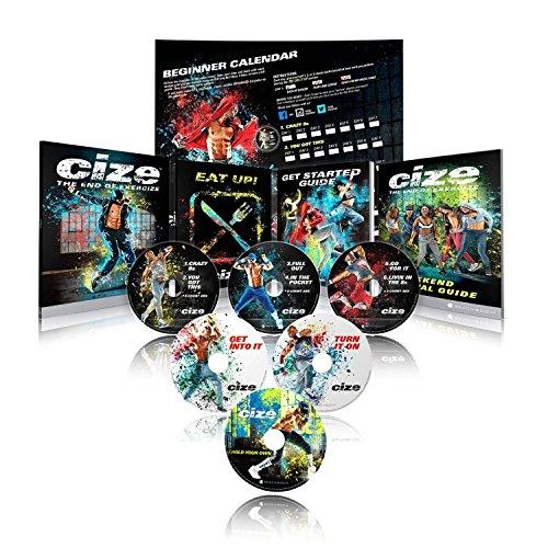 Shaun T's CIZE Dance Weight Loss Series DVD Workouts by ClZE