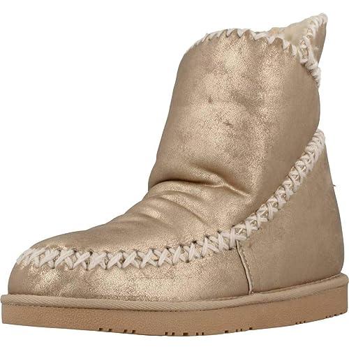 81248762 Gioseppo 43477, Botas Slouch para Mujer, Dorado Oro, 41 EU: Amazon.es:  Zapatos y complementos