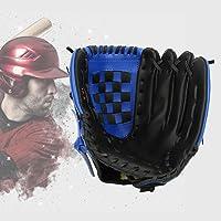 Baseball Fielders Handschoen met zacht massief PU-leer verdikking pitcher Softbal handschoenen voor kind/tieners…