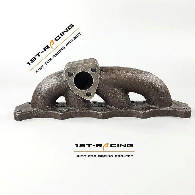Amazon.com: Ispeedytech Turbo Exhaust Manifold Header For VW Bora Jetta Golf/Seat Ibiza Leon 1.8T I4: Automotive