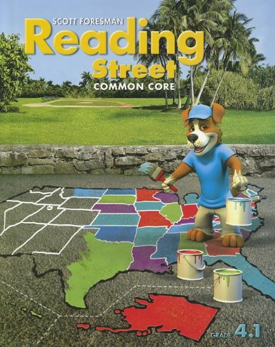 READING 2013 COMMON CORE STUDENT EDITION GRADE 4.1