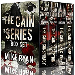 The Cain Series Box Set by [Ryan, Mike]