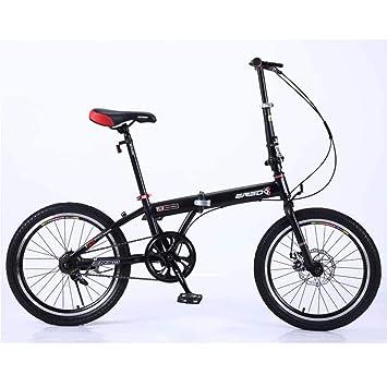BIKESJN Bicicleta Plegable Niños 16 Pulgadas Ligero Mujeres ...