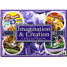 Imagination & Creation Collection: PrintWorkshop Limited Edition / Custom 3D Home / Custom 3D Land / Master Cook