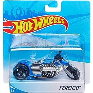 Hot Wheels Bike Ferenzo Bike...
