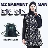 Women Muslim Swimwear Full Coverage Islamic Modest Swimsuit...